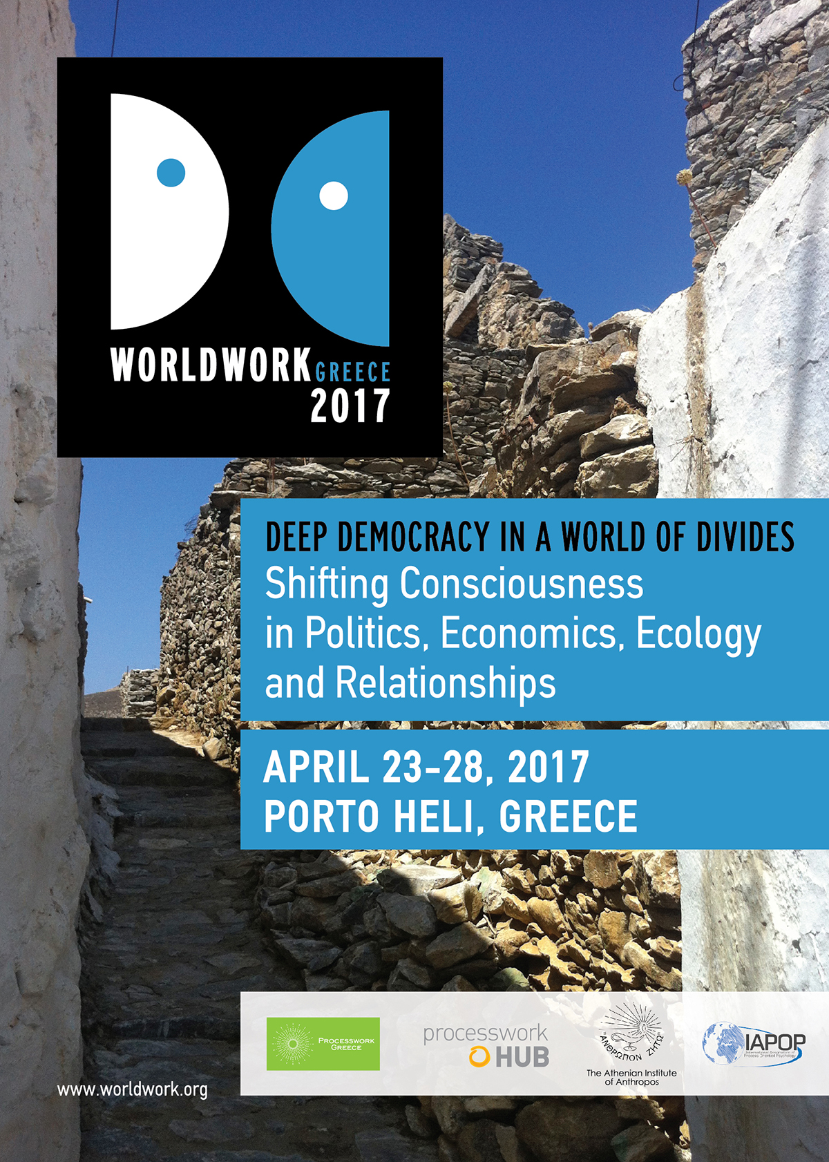 Worldwork 2017 in Greece