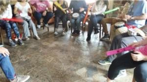 Δράση και σύνδεση στον Παρνασσό