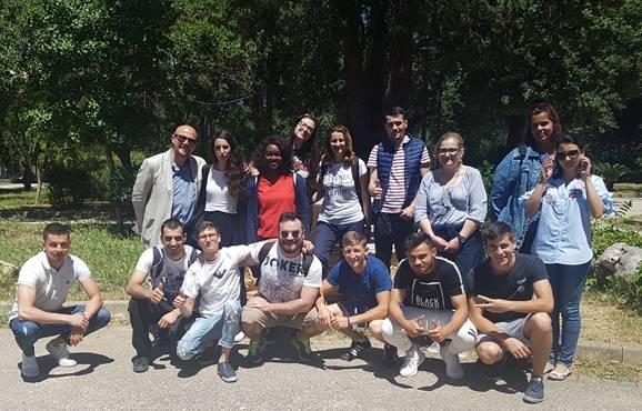 Changing Youth Stories: Blended Mobility για νέους ωφελούμενους του έργου (16-20/5/18) στο Bitonto της Ιταλίας.