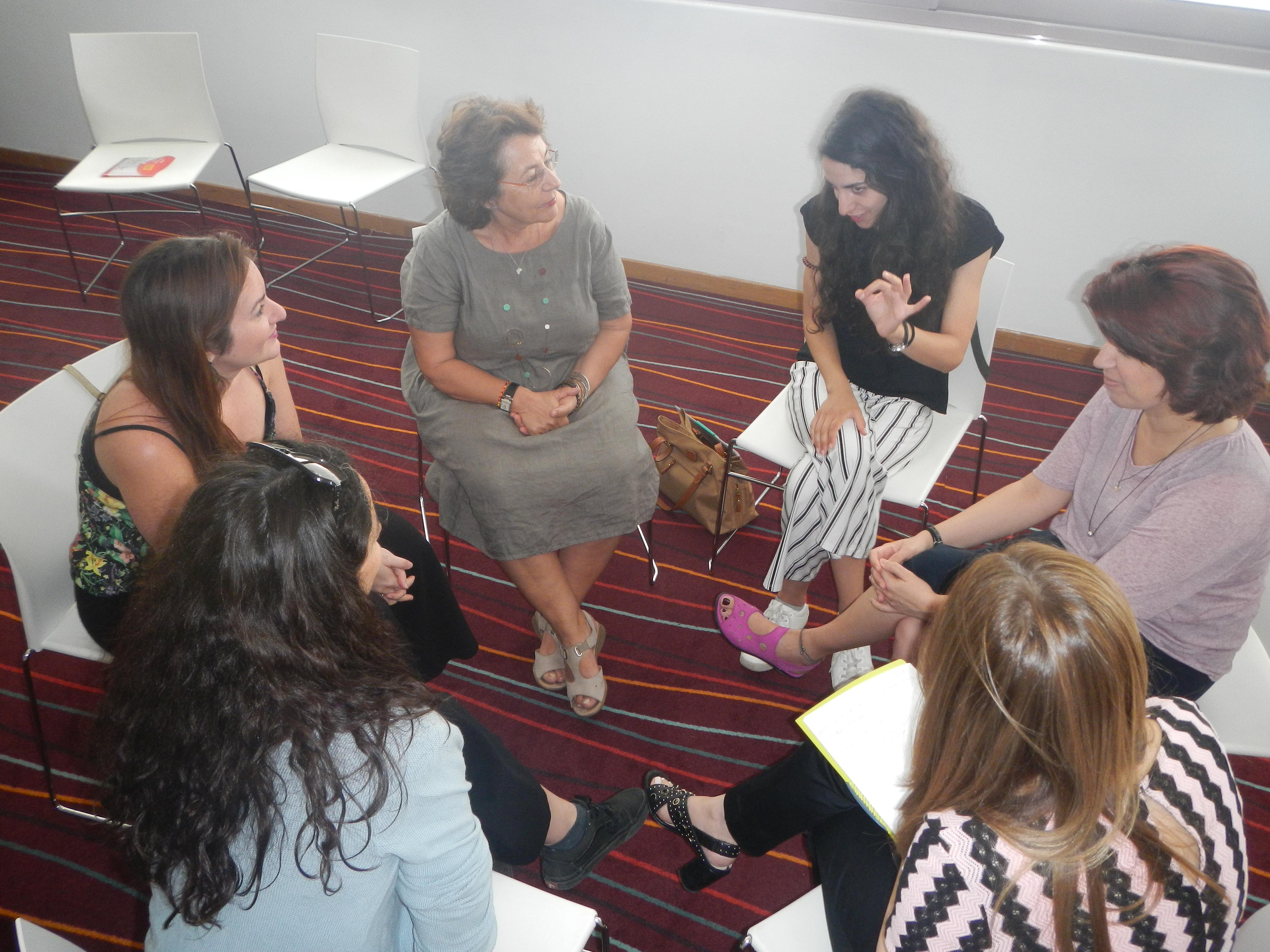 CHANGING YOUTHstories: Εφαρμόζοντας τη Συστημική-Διαλεκτική Προσέγγιση στην υποστήριξη Νέων σε Κίνδυνο