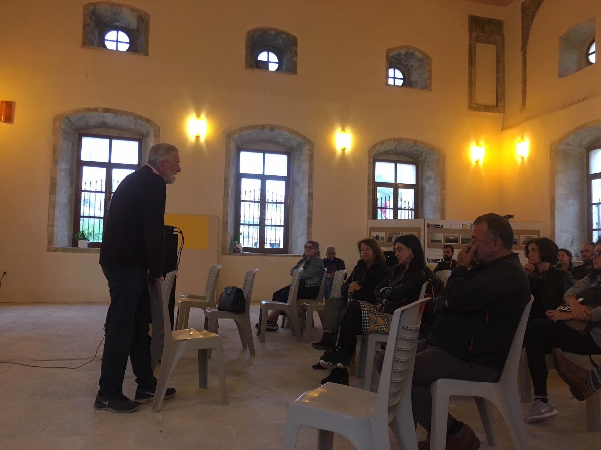 Το ΑΚΜΑ συμμετέχει στο ArcheoLogic στην Ιεράπετρα της Κρήτης