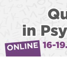 1ο Ευρωπαϊκό Συνέδριο Ποιοτικής Έρευνας στην Ψυχολογία (ΕQUIP)
